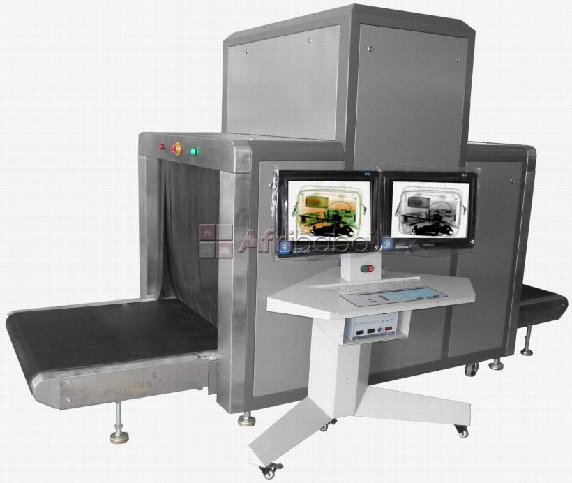 X-RAY LUGGAGE SCANNER
