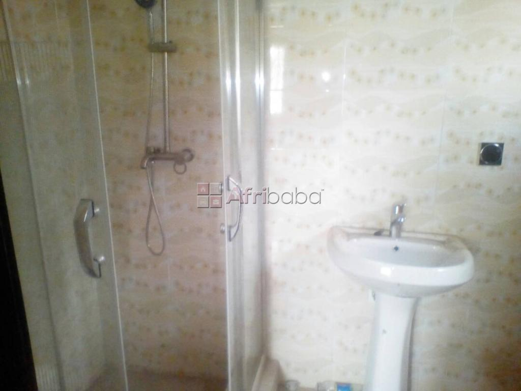 Selling or leasing- clean 10 numbers of 3 bedroom flat at omole phase2 #1