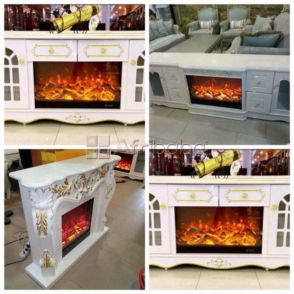 Order your executive 5ft fireplace tv stand