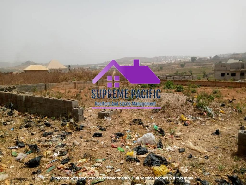 Land for sale in Mpape Abuja #1