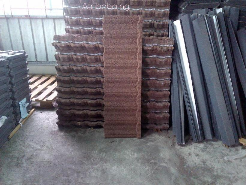 stone coated step tile roofing sheet, the best #1