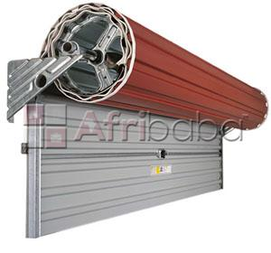 Automatic rolling shutter door in nigeria