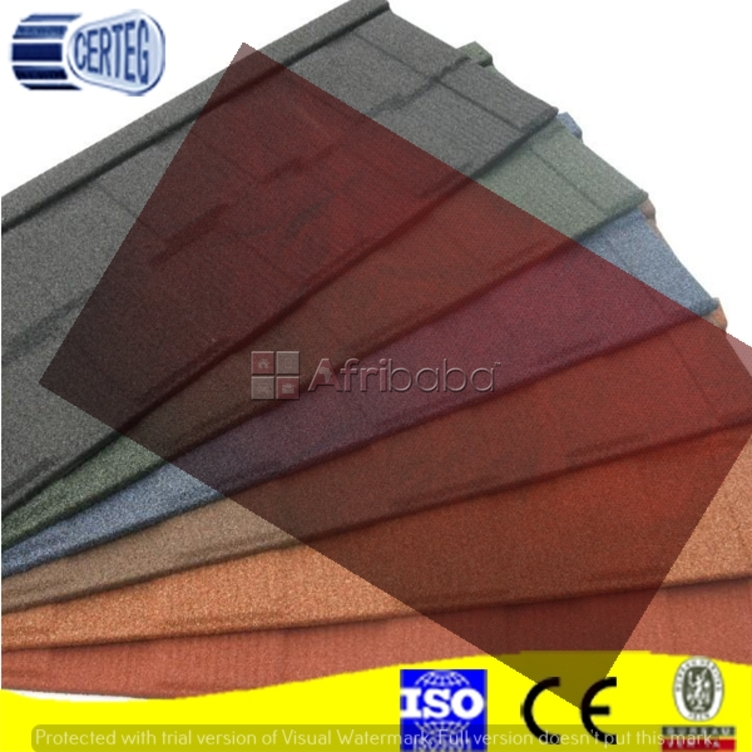 Quality heritageGerard Stone coated roof (aluminium gutter)
