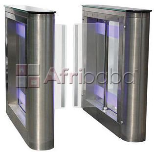 Flap/swing barrier access control in nigeria
