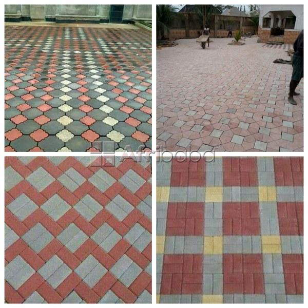 At Dave Tiles Limited, We Sell and Install The Best Interlocking Pavin