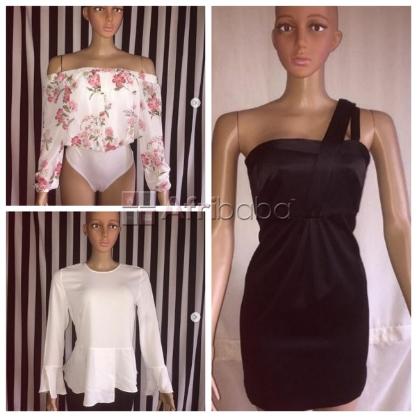 Buy your quality and affordable ladies wears from the 3k closet