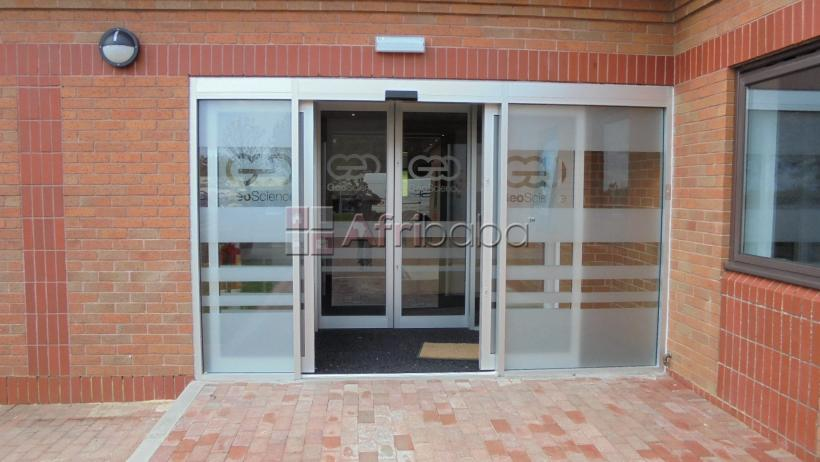 Automatic sliding door opener system