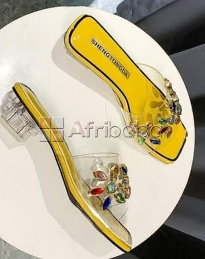 Beautiful Ladies Slippers Available For Sale