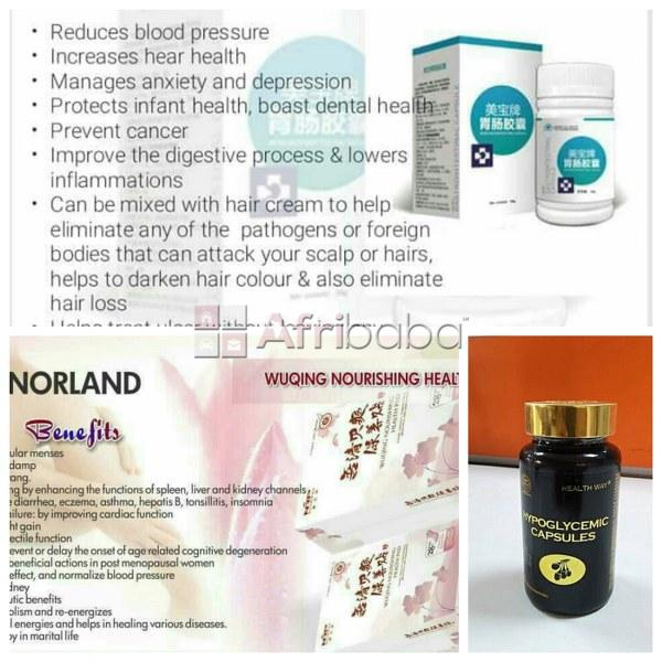 Order Your Norland Herbal Remedies Products (Call  )