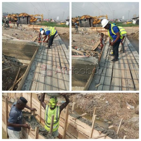 We Offer Professional Construction of Drainage System @ Dave Tiles Ltd