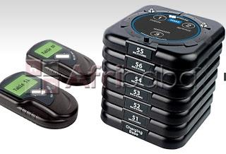 Push button customer to waiter paging system for bar & restaurants