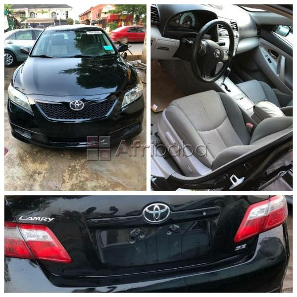 Tokunbo toyota camry 2009 model (call or whatsapp -  )