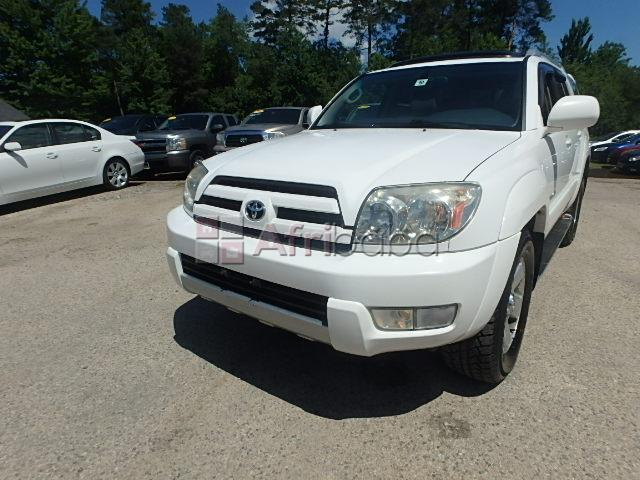 Clean Toyota 4Runner for sale at a cheap and affordable price #1