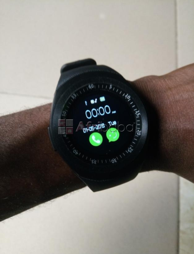 Bluetooth gsm watch with sim slot