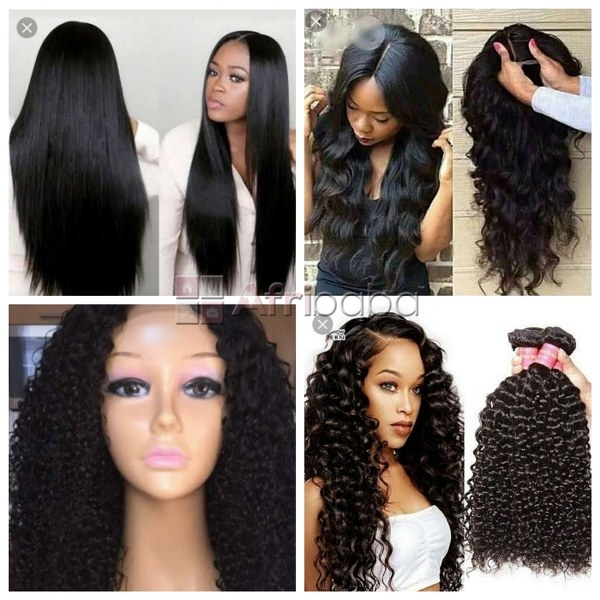 We Sell Different Kinds of Quality Human Hair/Wig, Get Yours Now!!!