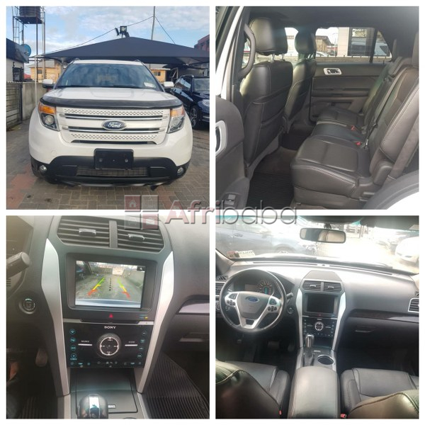 For sale: 2012 ford explorer limited  (call or whatsapp best deal on 0