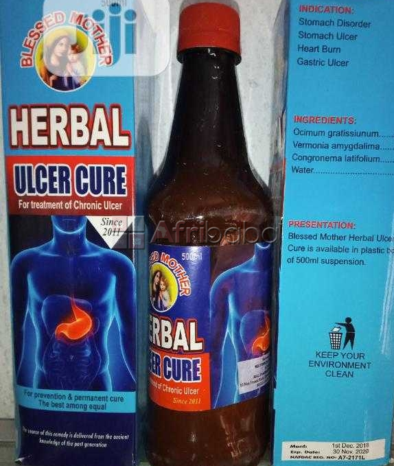 Buy Blessed Mother Herbal Ulcer Cure