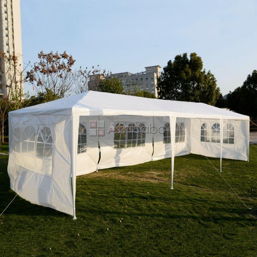 Canopy and gazebo tents