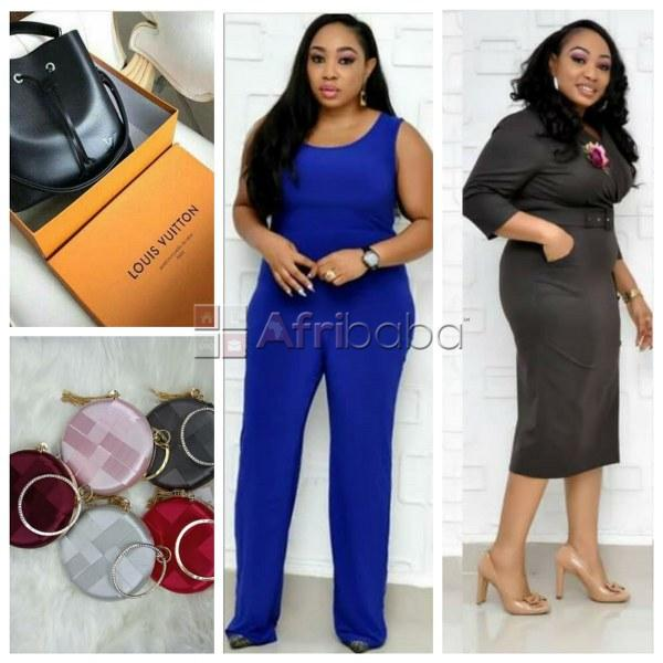 We can Deliver Your Women wears, Shoes and Bags Nationwide at Diamond