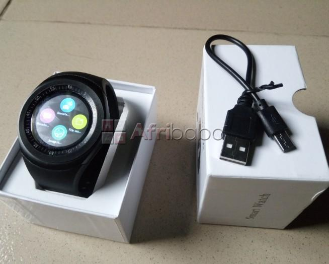 Quality android y1 gsm wrist watch