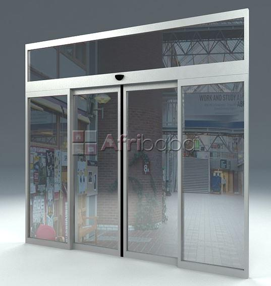 Sliding and swing gate automation system