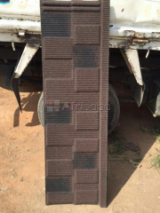 Roofing: Stone coated roofing tiles for sale