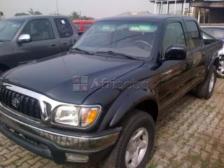 Toks Toyota Tacoma 2004 Model Dorble Cabin Price @870k give away