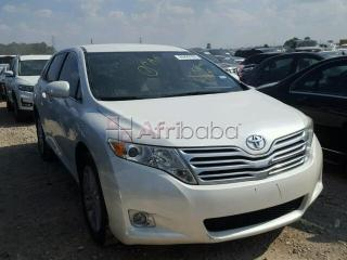 Clean custom auction full loaded toyota venza for sale