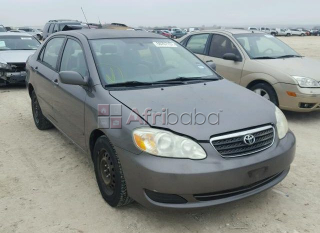 Auction toyota corolla 2006 model