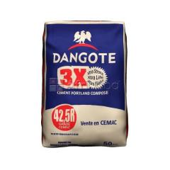 Dangote cemen on bonanza, cement is now