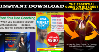 FREE LIMITED OFFER FOR INTERNET MARKETERS