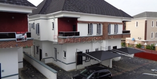 Pay and pack in 4 bedroom semi detached duplex with bq. #1