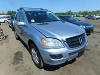 2007 Mercedes Benz ML350 for sale by mr kunle daniels