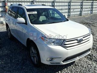 Clean custom auction full loaded toyota highlander for sale at n