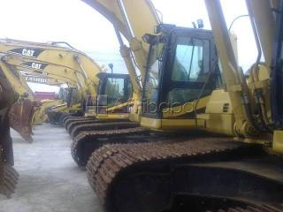 Excavator for lease
