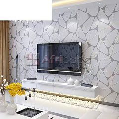 Wall papers , window blinds, pop ceilings, stainless steel handrails