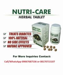 Nutri-care herbal tablet