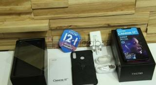 Clean,neat,new tecno camon 11 pro available going for n