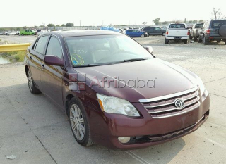 Toyota avalon 2006 model