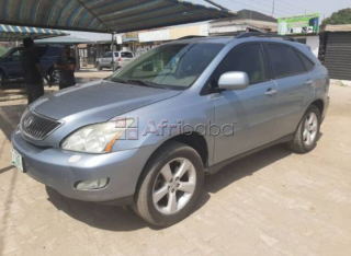 Well maintained naija used lexus rx  model