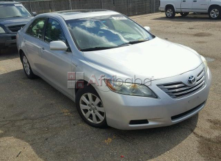 Neat tokunbo toyota camry 2008 model