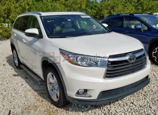 Toyota highlander 2014 model