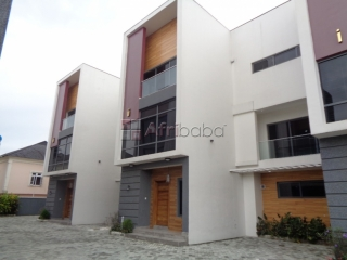 4 duplex on 2 floor with bq and fully serviced, 24hrs electricity