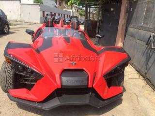 #######2015 Polaris Slingshot Three Wheel Power Bike Roadster..