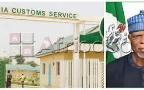 Nigeria custom recruitment form is out call on