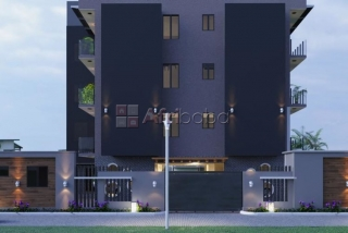 10 unit brand new luxury 5 bedroom fully detached duplex with bq,fully