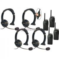 2 way ptt radio system