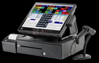 Pos retail complete kit system