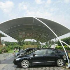 Carport/skylights and dapallons covered carports,sit-out, bush bars and all