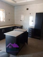 Newly built 3 bedroom terrace duplex in wuye district for sale